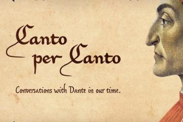 Canto per Canto with image of Dante